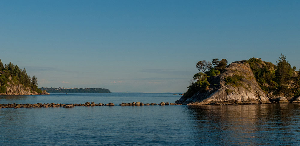 Things to do at Whytecliff Park