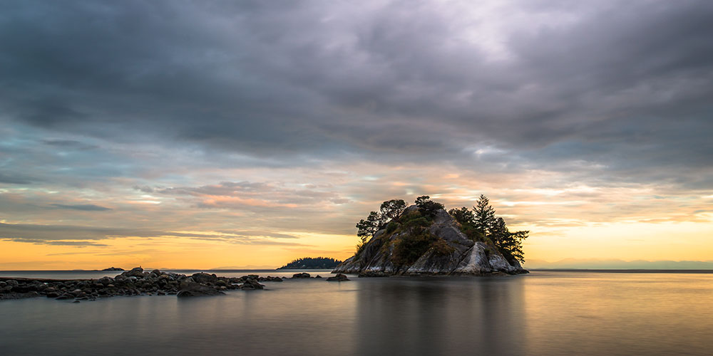 Whytecliff Park in West Vancouver, BC
